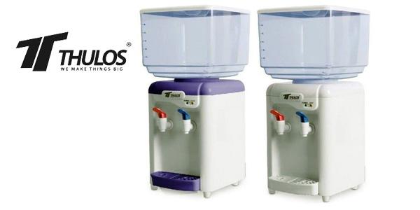 Dispensador de agua refrigerador Thulos TH-DL07 con dos grifos barato en eBay