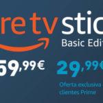 Fire TV Stick Basic Edition