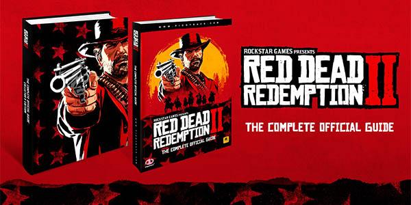 Guía oficial de Red Dead Redemption 2 barata