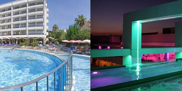 hotel en Salou con entradas para PortAventura y Ferrari Land a precio de chollo