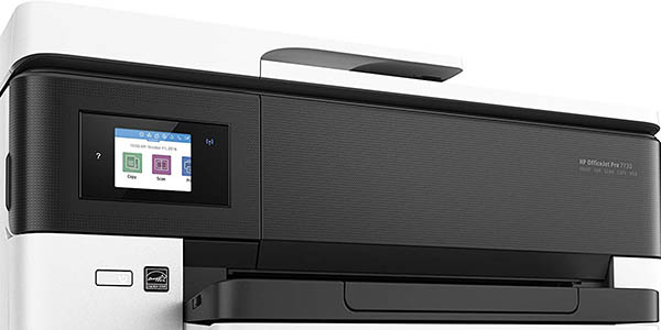 HP Officejet Pro 7730 de formato ancho