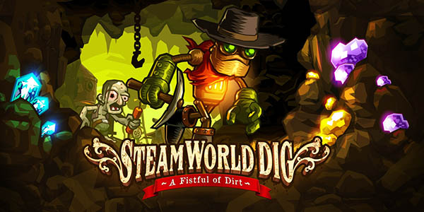 SteamWorld Dig con Twitch Prime
