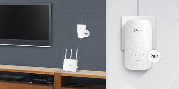 TP-Link AV2000 TL-WPA9610 con WiFi Dual band