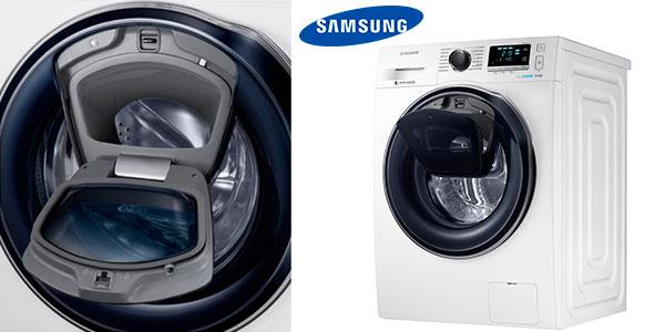 Lavadora Samsung WW80K6414QW barata