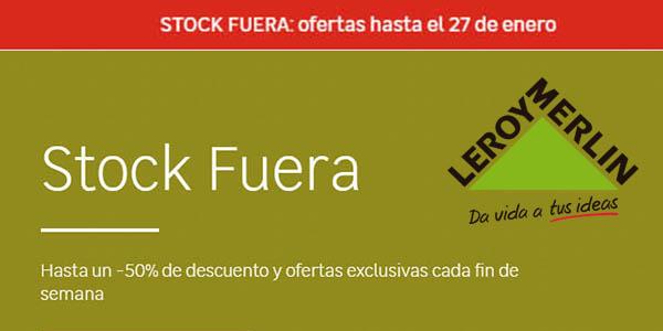 Leroy Merlin Stock Fuera