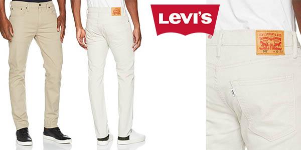 Levi's Regular Taper 502 vaqueros para hombre baratos