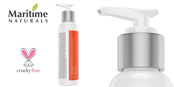 Limpiador facial Maritime Naturals de calidad superior con vitamina C chollazo en Amazon