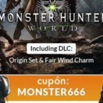Monster Hunter World PC barato