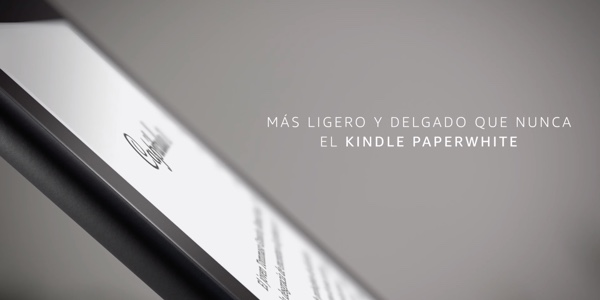Kindle Paperwhite barato
