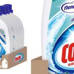 Packx5 botellas detergente líquido Colon Nenuco de 155 dosis barato en Amazon