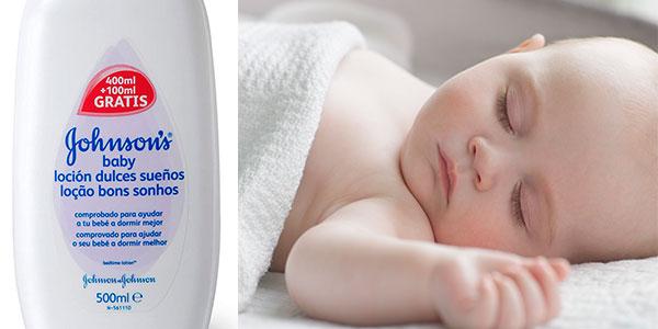 Pack Loción Dulces Sueños Johnson's Baby (6 x 500 ml)