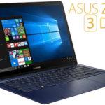 """Portátil ultrafino Asus Zenbook 3 UX490UA de 14"""" Full HD"""