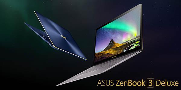 Portátil ultrafino Asus Zenbook 3 UX490UA barato