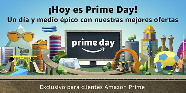 Chollos Amazon Prime Day