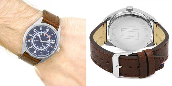 Reloj Tommy Hilfiger 1791371 para hombre en Amazon