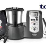 Robot de cocina Taurus Mycook Legend por inducción en color negro barato en Amazon
