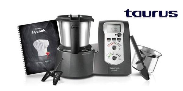 Chollazo robot de cocina multifunci n taurus mycook legend por inducci n por s lo 499 con env o - Robot de cocina taurus mycook 59 precio ...