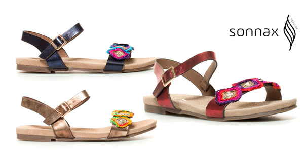 Sandalias Sonnax Fira para mujer en tres colores baratas en eBay