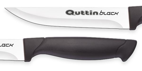 Set de 15 piezas de cocina cuchillos pelador y tijeras Quttin chollo en eBay