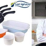 Set San Ignacio de 3 sartenes + 4 fuentes para el horno barato