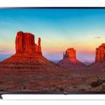 """Smart TV LG 55UK6100PLB UHD 4K de 55"""" barato en Amazon"""