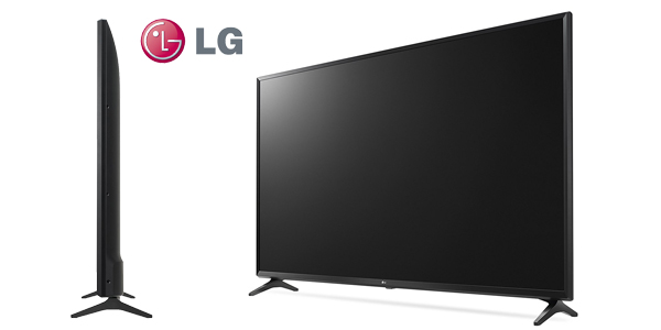 "Smart TV LG 55UK6100PLB UHD 4K de 55"" chollo en Amazon"
