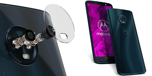 Motorola Moto G6 en Amazon