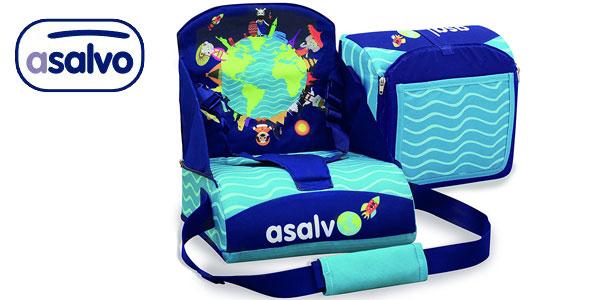 Trona de viaje Asalvo 14009 para niñ@s barata en Amazon