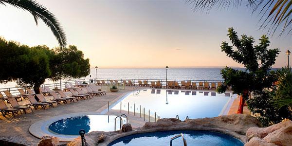 Escapada barata a Palma de Mallorca hotel Barceló Illetas Albatros