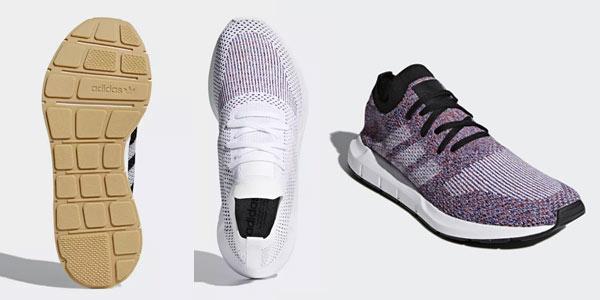 Zapatillas Adidas Swift Run Primeknit rebajadas