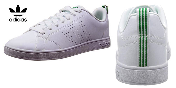 95f67855c4335 Zapatillas Adidas Vs Advantage Cl en color blanco para hombre baratas en  Amazon