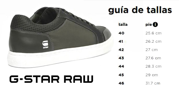 Zapatillas deportivas G-Star Raw Zlov Cargo Mid en color verde para hombre chollazo en Amazon