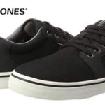Zapatillas deportivas Jack & Jones Jfwbanda Canvas Mix Anthracite en gris antracita baratas en Amazon