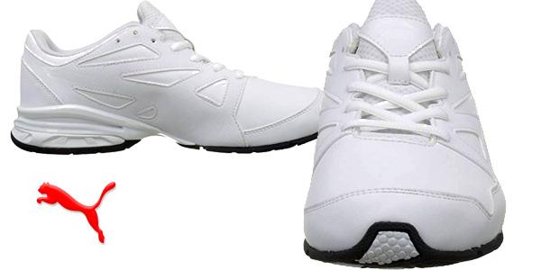 Zapatillas deportivas Puma Tazon Modern Fracture en color blanco para hombre chollazo en Amazon