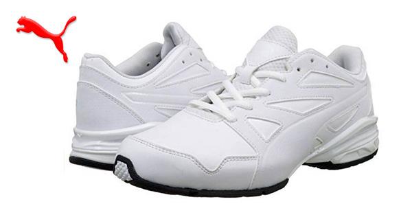Zapatillas deportivas Puma Tazon Modern Fracture en color blanco para hombre baratas en Amazon