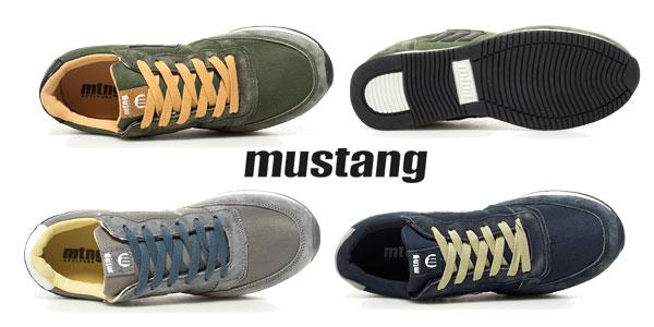 Zapatillas Mustang Lainer en varios colores para hombre chollo en eBay