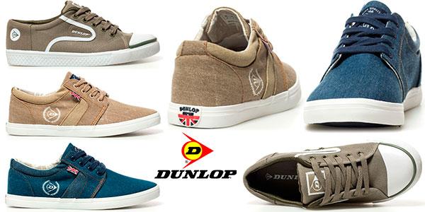 Zapatillas Dunlop Kailani para hombre baratas