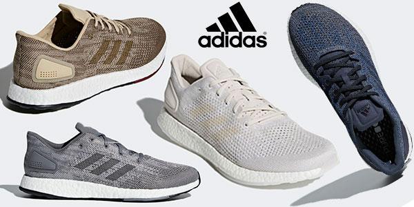 best loved b3496 bc270 Zapatillas de running Adidas Pure Boost DPR para hombre baratas