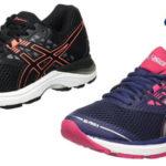 Zapatillas de runnning Asics Pulse 9 para mujer baratas en Amazon