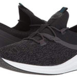 Zapatillas running New Balance Fresh Foam Lazr Sport en color negro para hombre baratas en Amazon
