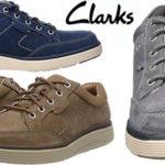 Zapatos de cordones derby Clarks Un Abode Lace para hombre baratos