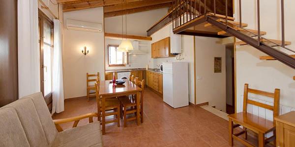 apartamentos Casa Aurelia baratos en Alquézar Aragón