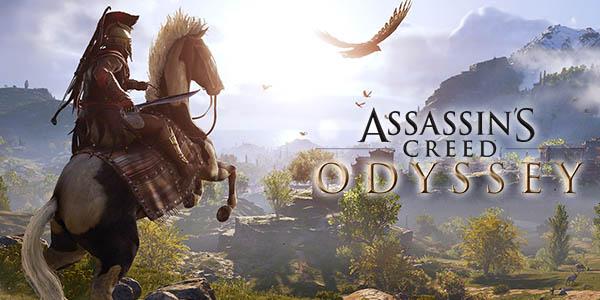 Assassin's Creed Odyssey para PC, PS4 y Xbox One al mejor precio