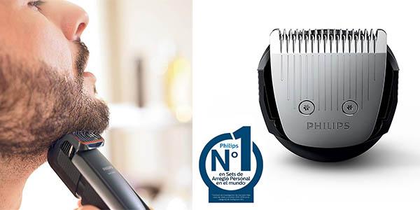 barbero eléctrico Philips BT500/16 con cuchillas de acero chollo