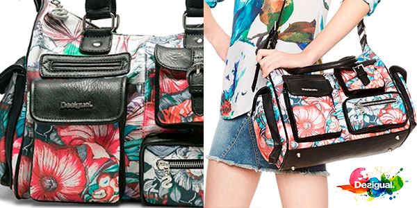 Bolso Desigual Yandi London Medium en oferta