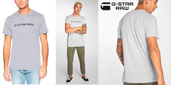 Camiseta básica G-Star Raw Loaq barata