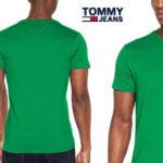 Camiseta Tommy Jeans de punto de algodón para hombre barata en Amazon