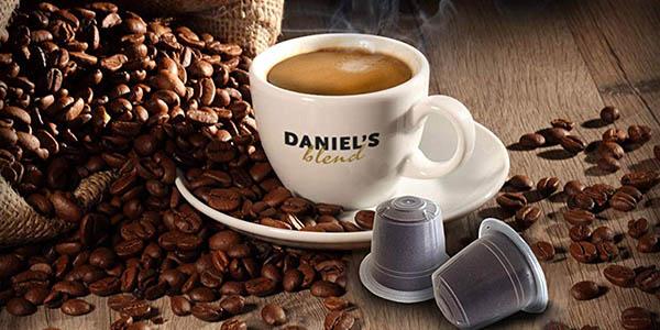 cápsulas de café compatibles Nespresso de intensidades diferentes chollo