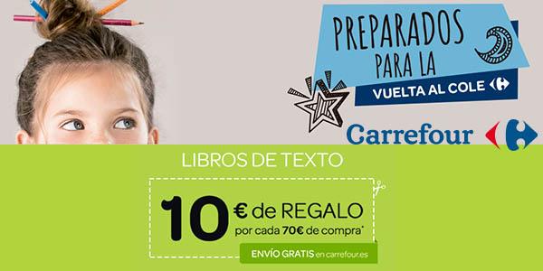 Carrefour Vuelta al cole 2018