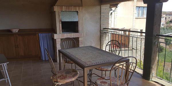 casa Sampietro alojamiento barato Alquézar